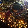 Canberrans pay respect to Eurydice Dixon at Haig Park vigil