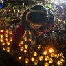 Canberrans pay respect to Eurydice Dixon at Haig Park vigil
