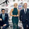 Network Ten's political drift to left of The Guardian makes no business sense