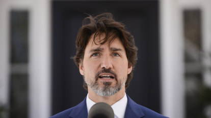 China doesn't get Canada's judiciary: PM Justin Trudeau