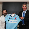 Penney surprised by Hore resignation as Tahs continue hunt for new CEO
