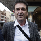 Marcello Casella attending his NSW District Court trial in 2018.
