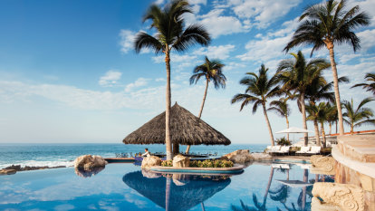 Escape the winter at Mexico's most luxurious resort