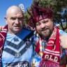 Forget game one, Queensland's real State of Origin day is today