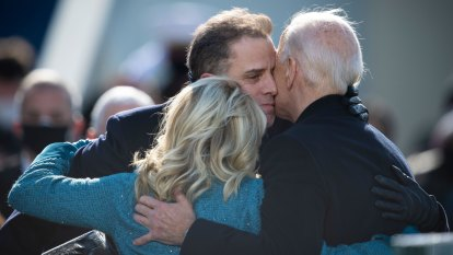 Hunter Biden: 'I come from a family forged by tragedies'