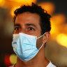 'That wasn't fun': Ricciardo reveals post-Italy COVID-19 scare