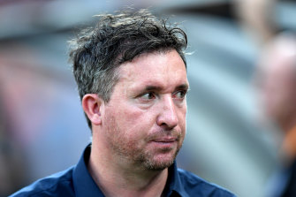 Robbie Fowler has had a win over his former club Brisbane Roar.
