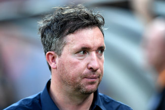 Robbie Fowler was left reeling from his side's 5-1 loss to Sydney FC.
