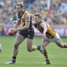 From the Archives, 2010: Old heads give Hawks edge over Tigers