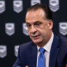 'Very hard roads to navigate': NRL braces for talks with broadcasters