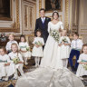 Buckingham Palace shares Princess Eugenie's official wedding photos