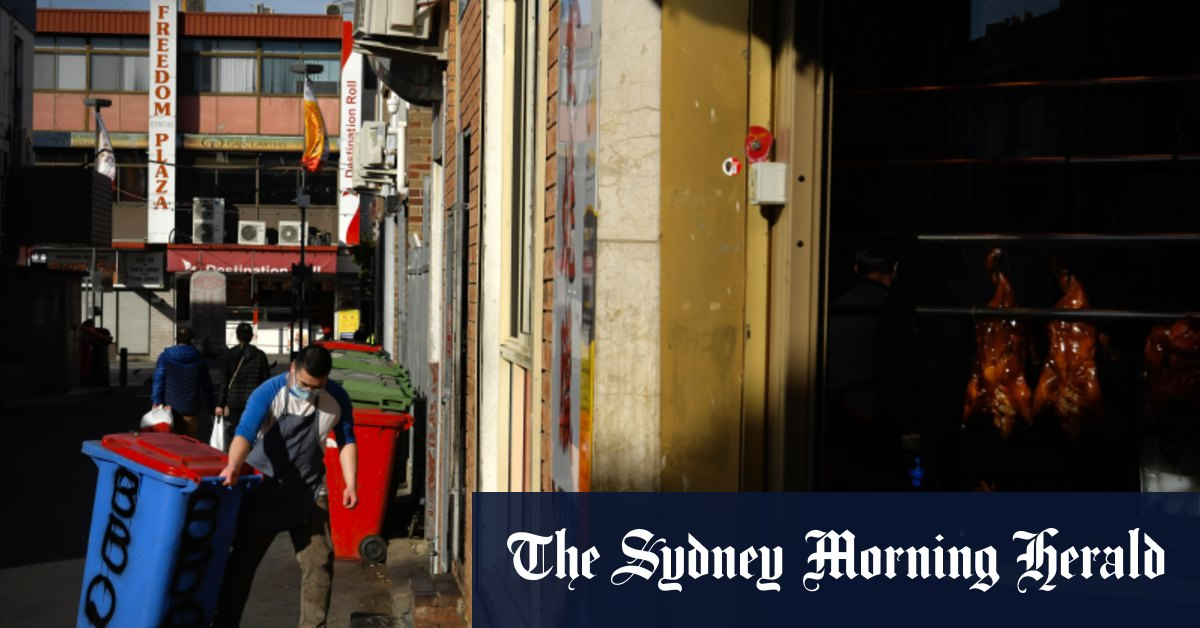 Sydney lockdown punches hole in the national jobs market