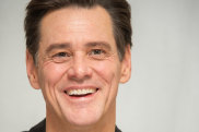 ''I don't believe in icons'': Jim Carrey, actor, artist and now novelist, in February.