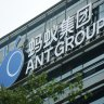 Ant Group CEO exits as China clamps down on Jack Ma's fintech giant