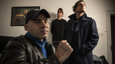 Sydney trio DMA's will be part of the first episode of The Sound, screening on ABC TV.