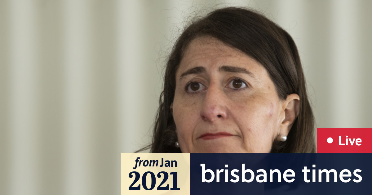 Coronavirus Australia update LIVE: Gladys Berejiklian ...