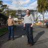 'Let us sleep': Residents say 24/7 Upfield line works are unbearable