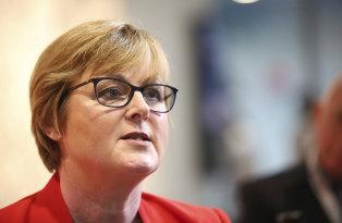 Defence Minister Linda Reynolds says no Australians were injured in the rocket attack.