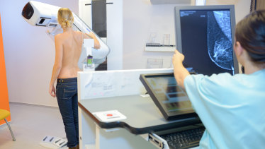 Both major parties have promised funding for breast cancer MRI scans.