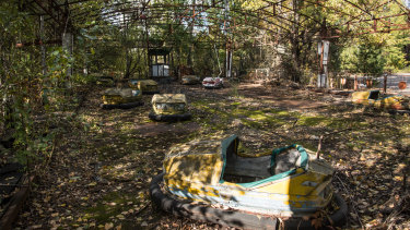 The Pripyat amusement part was scheduled to open on May 1, 1986, to coincide with Labor Day celebrations. However, it never did.