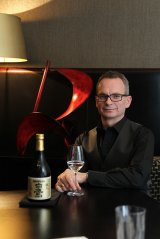 Rodney Setter has won the Good Food Guide's sommelier of the year award.