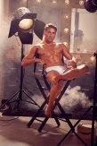 Hugh Sheridan in the shoot for DNA magazine.