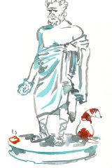 Illustration by Oslo Davis.