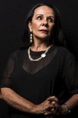 Big supporter: Federal MP Linda Burney.