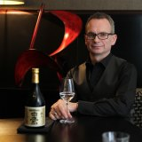 Rodney Setter won the Good Food Guide's sommelier of the year award.
