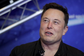 Tesla CEO Elon Musk's investment in bitcoin has driven the digital currency's price to new heights.