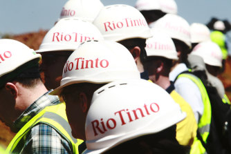Rio Tinto is the majority owner of Richards Bay Minerals.