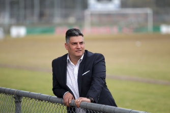 Macarthur FC chairman Gino Marra says the club is still proceeding with planning for its A-League entry.