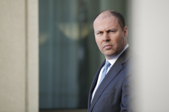 Federal Treasurer Josh Frydenberg said the additional $320 million in federal funding had taken the Commonwealth's infrastructure investment in Victoria to more than $29.5 billion.