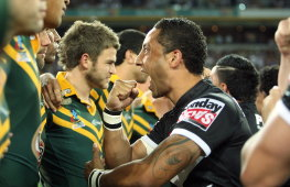 Benji Marshall has always been proud of his heirtage.