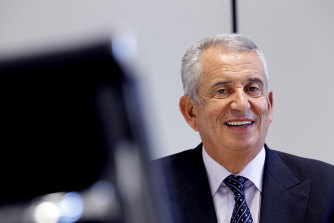 Western Sydney Wanderers chairman Paul Lederer is also a part-owner of the Newcastle Jets.