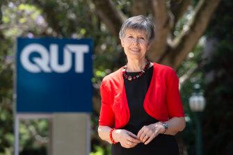 QUT Professor Lidia Morawska, director of the International Laboratory for Air Quality and Health.