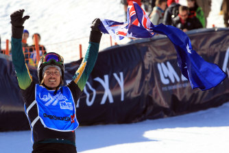 Winter Olympics athlete Alex 'Chumpy' Pullin died on Wednesday.