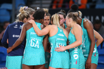 The Vixens did not send a team to Perth to play the Fever.