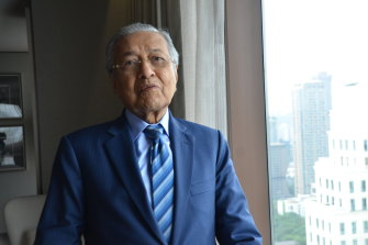 Malaysian Prime Minister Mahathir Mohamad, who was in Bangkok recently for the ASEAN summit, has changed his stance on Australia's place in Asia.