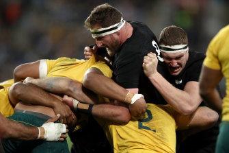 Australia and New Zealand are at loggerheads over several issues as rugby struggles to recover in a post-COVID world.