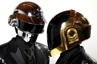 Thomas Bangalter, left, and Guy-Manuel de Homem-Christo, have announced that Daft Punk is breaking up.