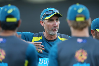 Jason Gillespie has backed Cricket Australia's move to remove 'Australia Day' from its Big Bash promotional material.