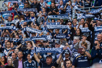 Melbourne Victory, who regularly sign up fore than 20,000 members per season, are set to be the Victorian club most affected by stadium limits.