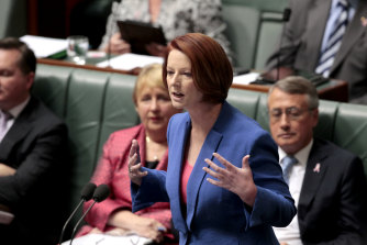 How quickly a decade passes. Julia Gillard was prime minister in 2011, and Queenslander Wayne Swan was named the world's best treasurer.