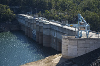 The plan is to raise the height of Warragamba Dam by at least 14 metres in a bid to reduce flood risks in the Hawkesbury-Nepean valley.