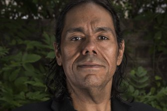 William Barton's new work will consider the importance of language to First Nations people.