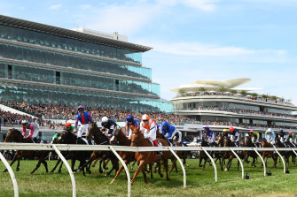 The Victoria Racing Club would not budge from moving its Cup carnival.
