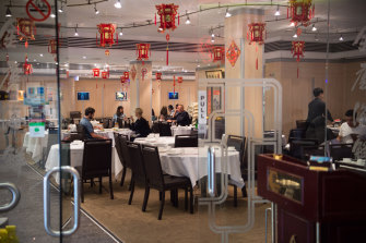 The Golden Century Seafood Restaurant is a favourite haunt of NSW Labor.
