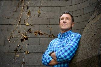 Melbourne Theatre Company artistic director Brett Sheehy.