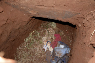 The tunnels were so elaborate that Paraguay's Justice Minister believes it could only have been an inside job.